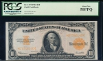 Fr. 1173 1922 $10 Gold Certificate  PCGS 50PPQ H27346140