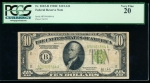 Fr. 2003-B 1928C $10 Federal Reserve Note New York LGS PCGS 20 B70966884A